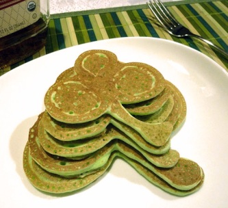Thin Irish Pancakes