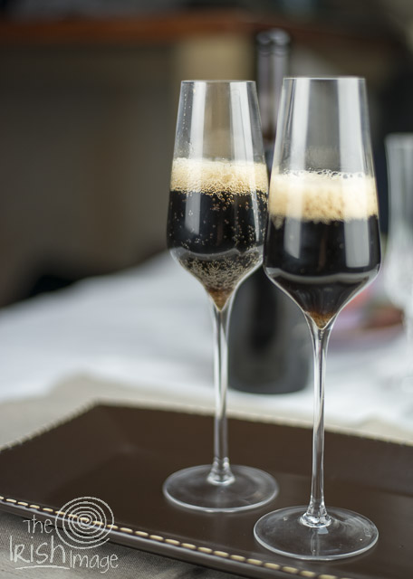 Celebrate the New Year with Black Velvet Cocktails | The ...