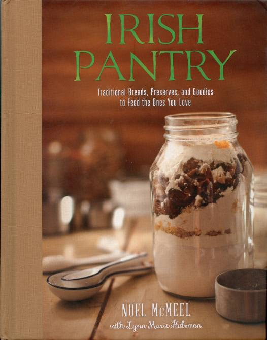 Irish pantry cook book