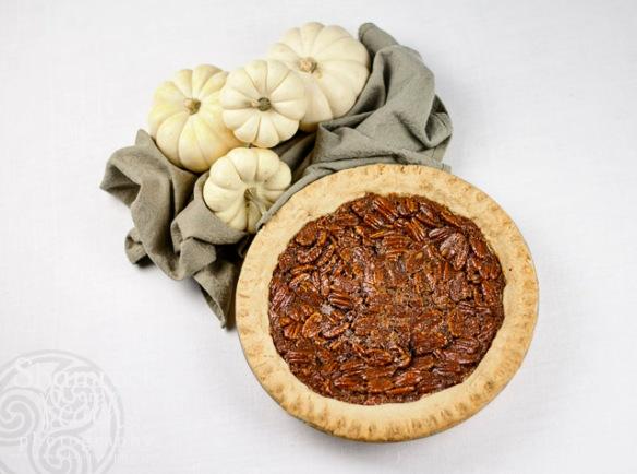 Chocoalte Pecan Pie