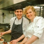 Pastry Chef Stephen and Judith