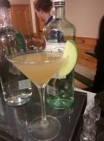 Fall Style Martini