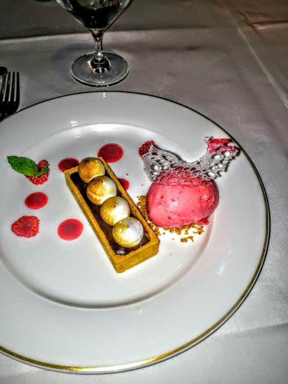 Showstopping dessert