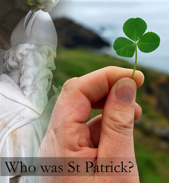 Shamrock and Patrick-1