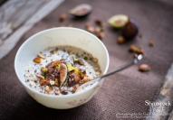 Seasonal Figs with Oats