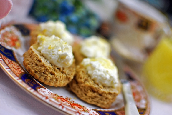 Ginger Scone Recipe