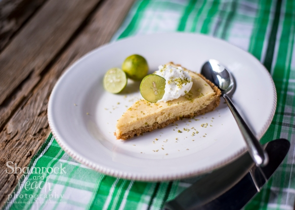 Zesty and Creamy Pie
