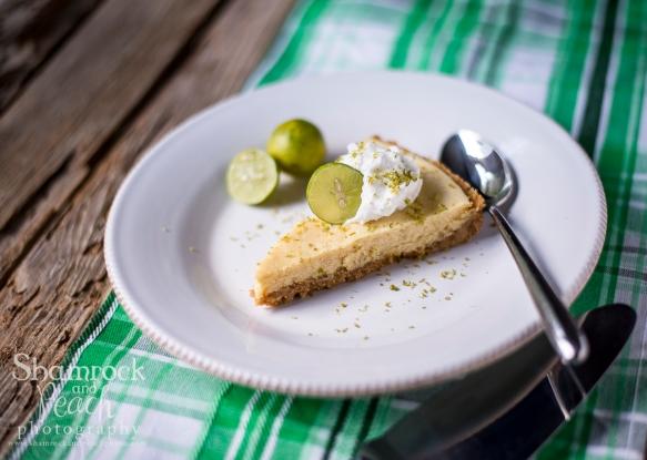 Zesty and Creamy Pie