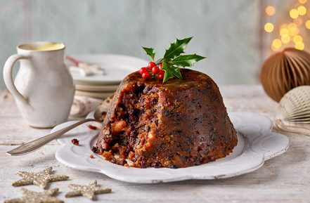 christmas pudding-1