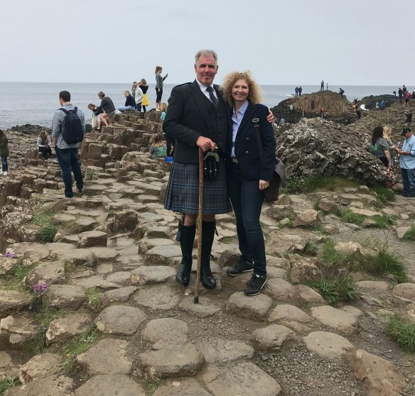 The Stunning Giants Causeway is one of the seven natural wonders of the world